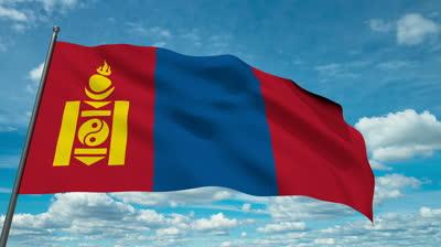 2015_06_15 Mongolian flag