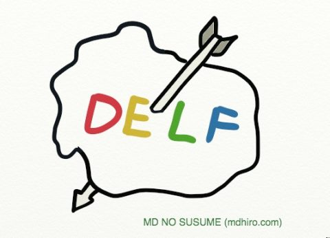 Guide to pass DELF B1 and B2 at the same time | MD NO SUSUME