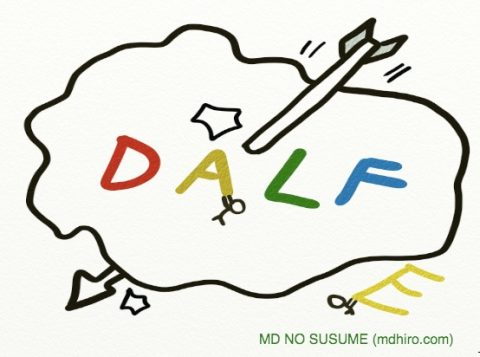 Quick Guide to pass DALF C1 | MD NO SUSUME | Page 2